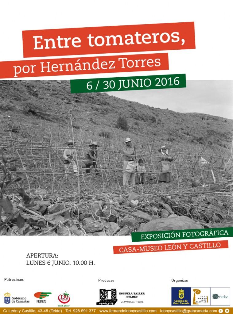 Exposicion Entre tomateros