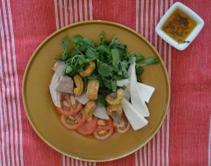 Recetas ensalada con tomates